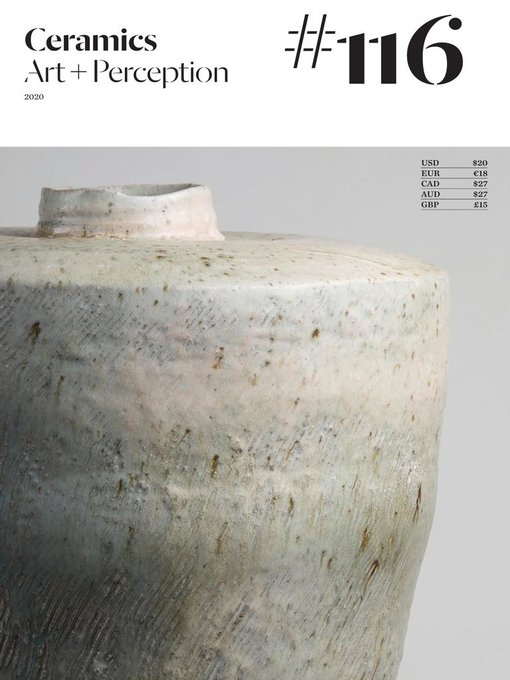 Title details for Ceramics: Art and Perception by Mansfield Ceramics Pty Ltd - Available