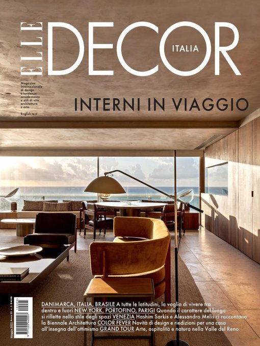 Title details for Elle Decor Italia by Hearst Magazines Italia spa - Available