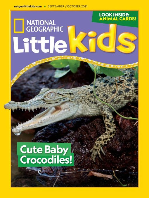 Title details for National Geographic Little Kids by National Geographic Society - Available