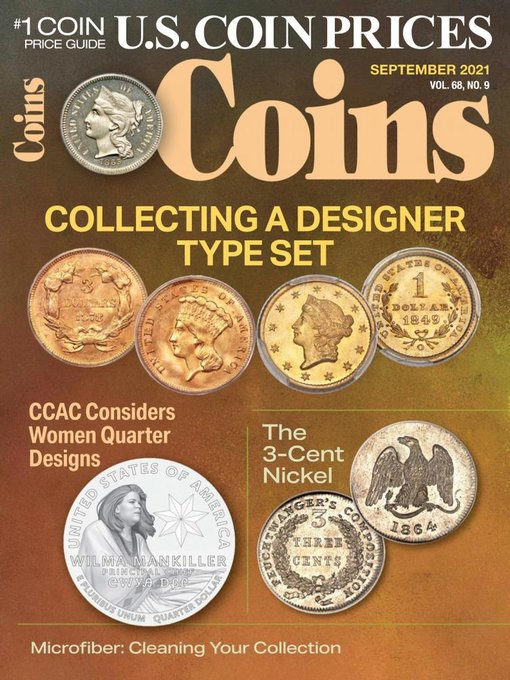 Title details for Coins by Active Interest Media - Available