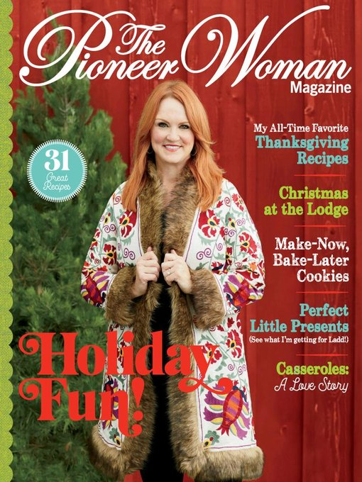 Title details for Pioneer Woman by Hearst - Available