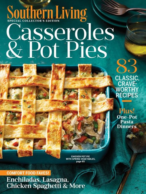 Title details for Southern Living Casseroles & Pot Pies by Meredith Corporation - Available