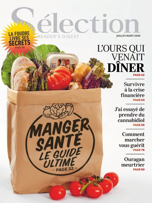 Title details for Sélection du Reader's Digest by Readers Digest Canada - Available