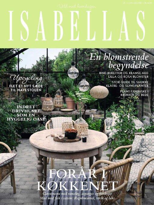 Isabellas forårs- og sommerhaven