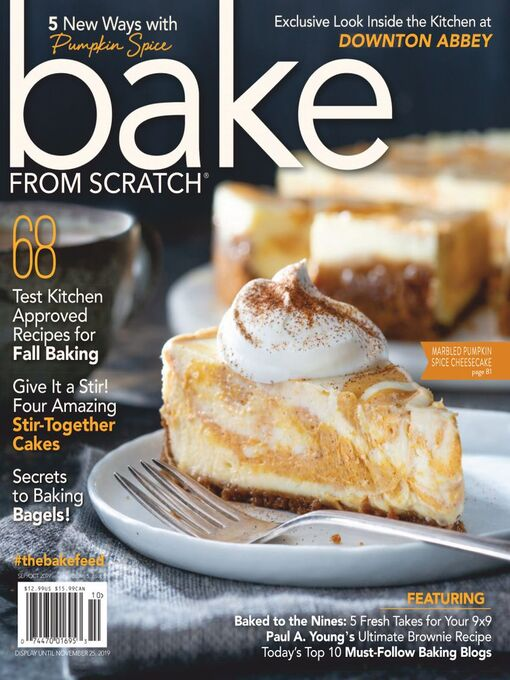 Title details for Bake from Scratch by Hoffman Media - Available