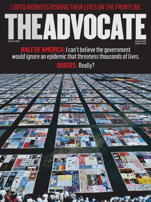 Title details for The Advocate by Pride Publishing Inc. - Available