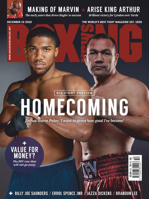 Title details for Boxing News by Kelsey Publishing Group - Available