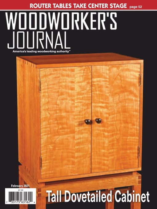 Title details for Woodworker's Journal by Rockler Press, Inc - Available