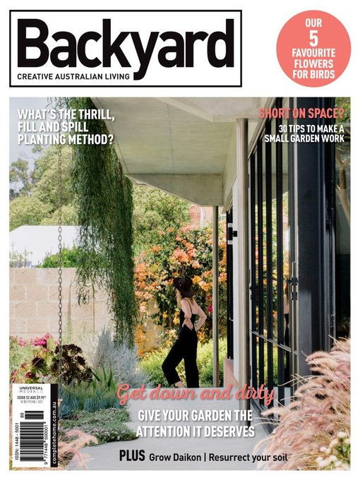 Title details for Backyard and Outdoor Living by Universal Wellbeing PTY Limited - Available