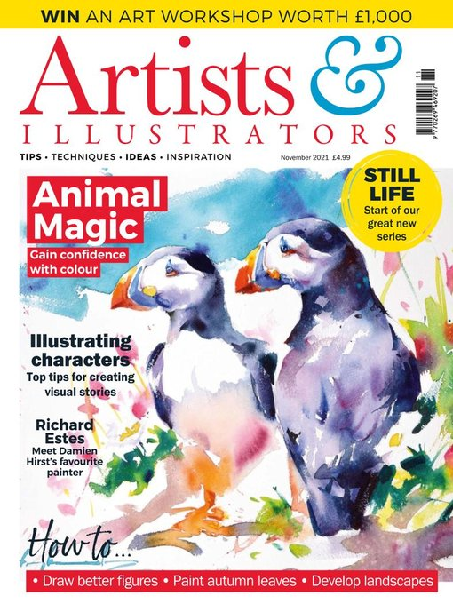 Title details for Artists & Illustrators by Chelsea Magazine - Available