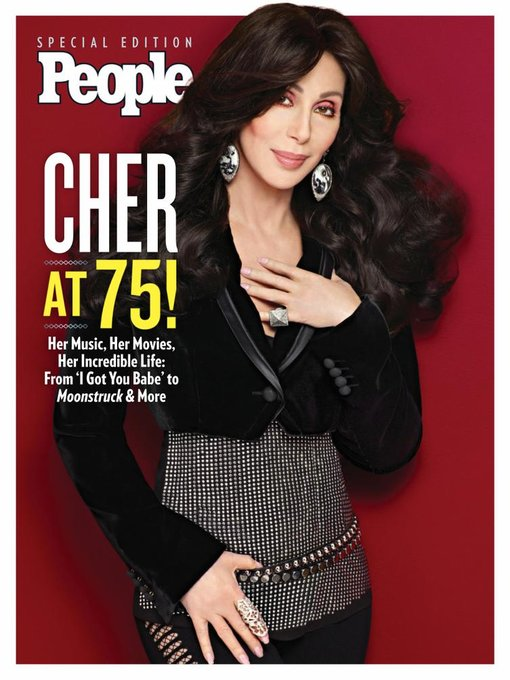 Title details for PEOPLE Cher by Meredith Corporation - Available