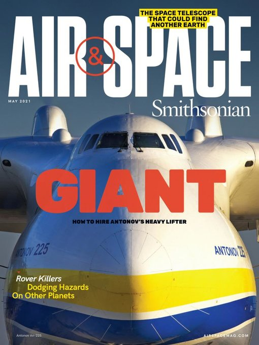 Title details for Air & Space by Smithsonian Institute - Available