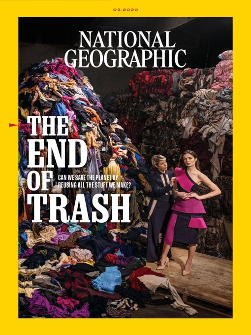 Title details for National Geographic Magazine by National Geographic Society - Available
