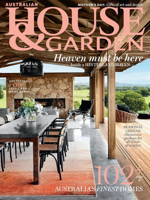 Title details for Australian House & Garden by Are Media Pty Limited - Available