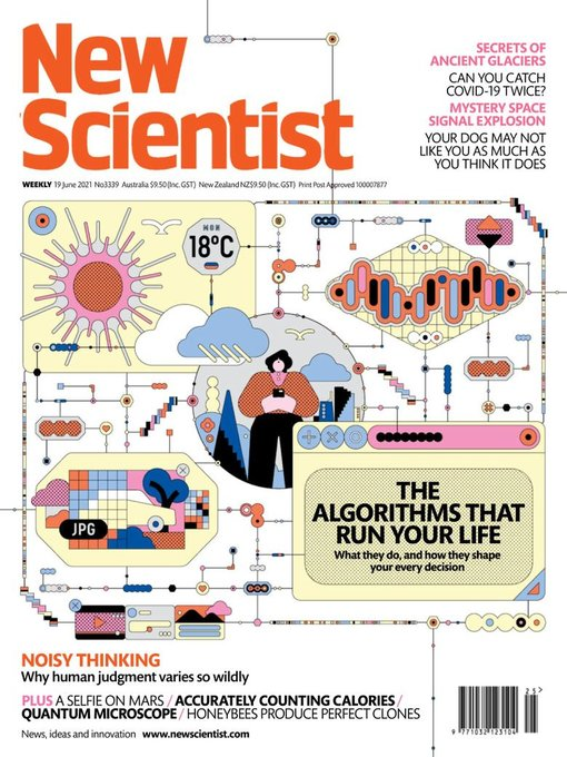 Title details for New Scientist Australian Edition by New Scientist Ltd - Available