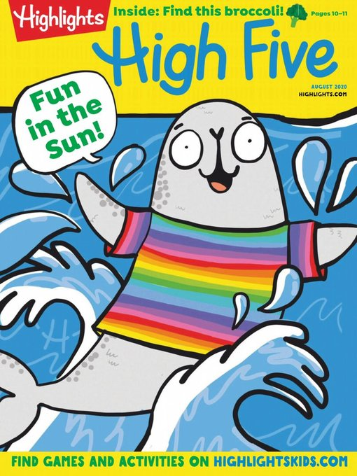 Title details for Highlights High Five by Highlights for Children, Inc. - Available