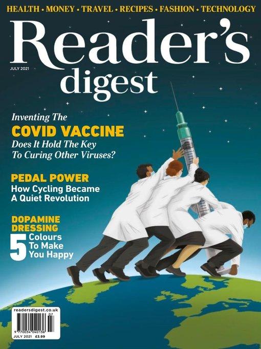 Title details for Reader's Digest UK by Vivat Direct Ltd. - Available