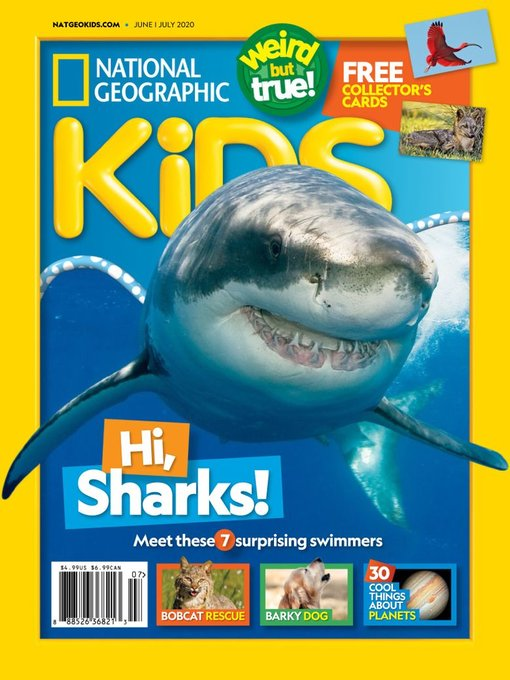 Title details for National Geographic Kids by National Geographic Society - Available