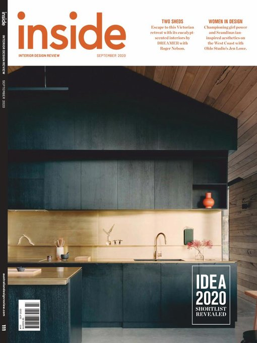 Title details for (inside) interior design review by Niche Media Pty Ltd - Available