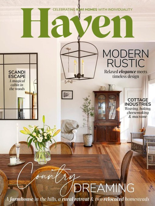 Title details for Haven by School Road Publishing Limited - Available