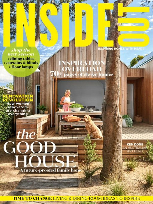 Title details for Inside Out by Are Media Pty Limited - Available