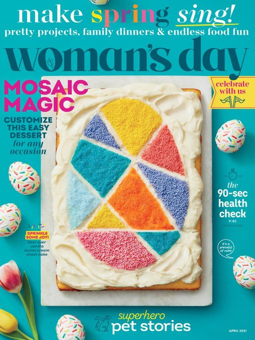 Title details for Woman's Day by Hearst - Available