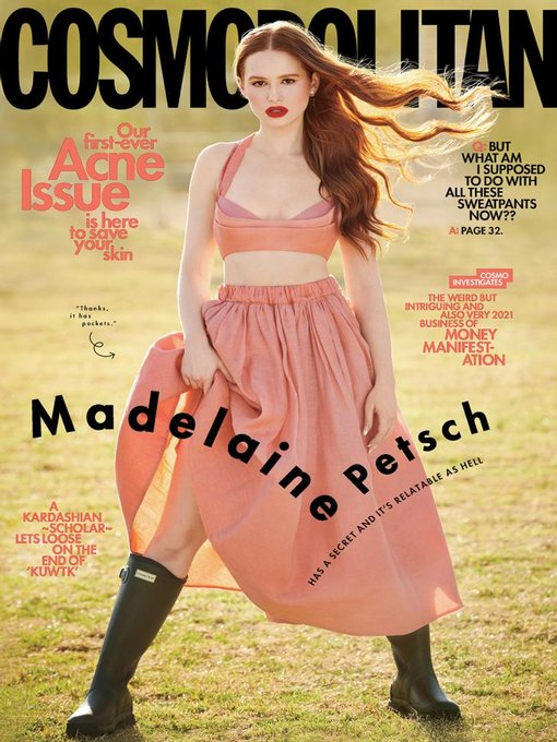 Title details for Cosmopolitan by Hearst - Available