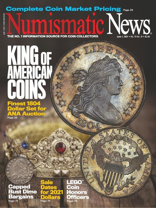 Title details for Numismatic News by Active Interest Media - Available
