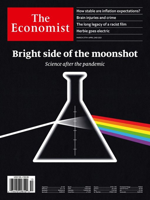 Title details for The Economist by The Economist Newspaper Limited - Available