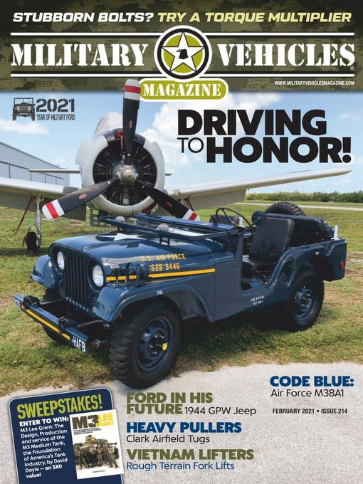 Title details for Military Vehicles by Active Interest Media - Available