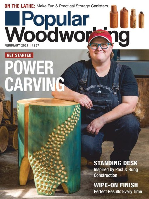 Title details for Popular Woodworking by Active Interest Media - Available