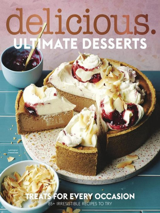 Title details for delicious. Cookbooks by News Life Media Pty Limited - Available