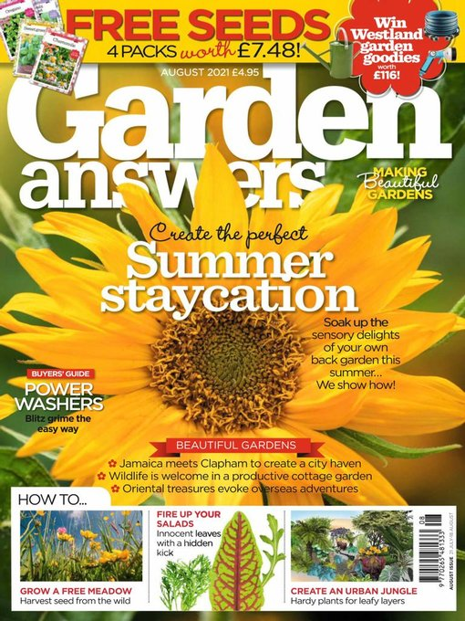 Title details for Garden Answers by H BAUER PUBLISHING LIMITED - Available