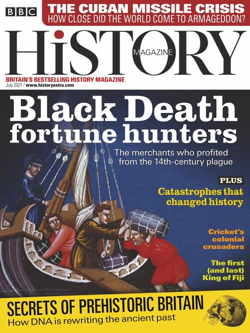 Title details for BBC History Magazine by Immediate Media Company London Limited - Available