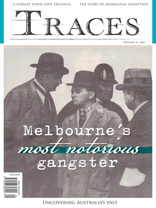 Title details for Traces by Executive Media Pty Ltd - Available