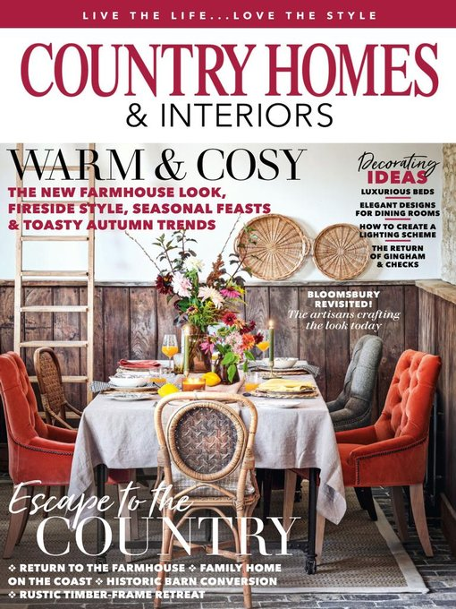 Title details for Country Homes & Interiors by Future Publishing Ltd - Available