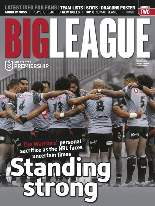Title details for Big League Weekly Edition by News Life Media Pty Limited - Available