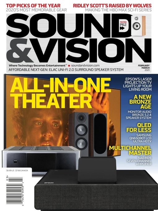 Title details for Sound & Vision by AVTech Media Americas, Inc. - Available