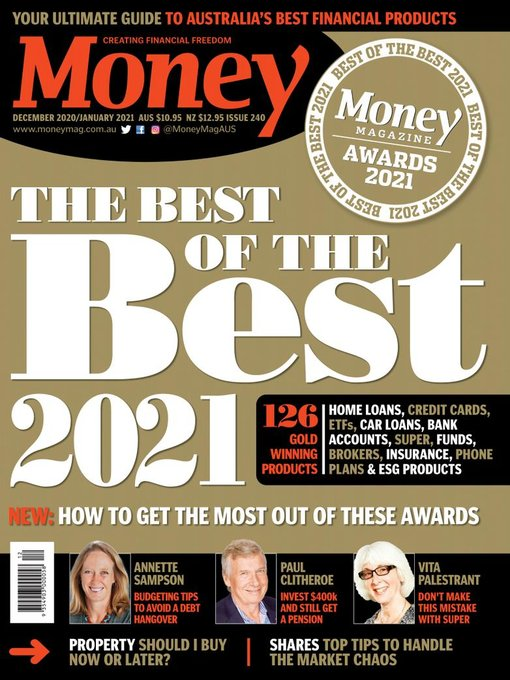 Title details for Money Magazine by Rainmaker Information Pty Limited - Available