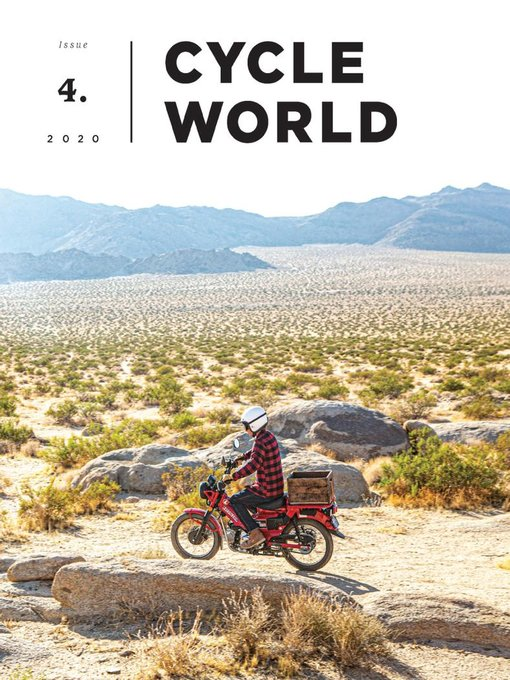 Title details for Cycle World by Bonnier Corporation - Available
