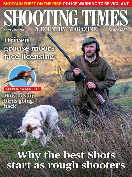 Title details for Shooting Times & Country by Future Publishing Ltd - Available