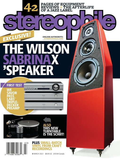 Title details for Stereophile by AVTech Media Americas, Inc. - Available