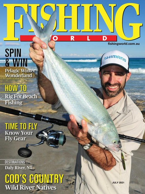 Title details for Fishing World by Yaffa Publishing Group PTY LTD - Available