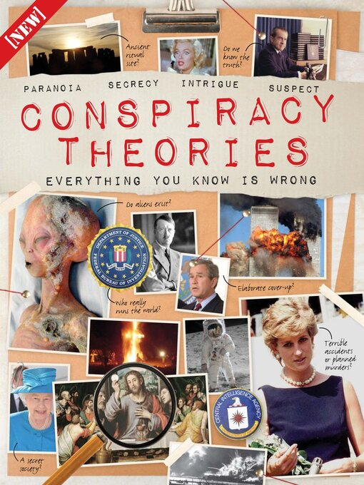 Title details for Conspiracy Theories by Future Publishing Ltd - Available