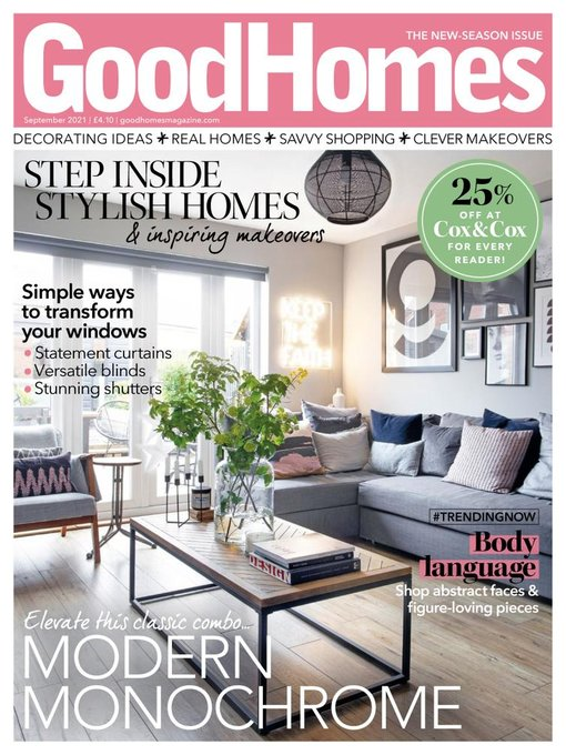 Title details for Good Homes by Media 10 Limited - Available
