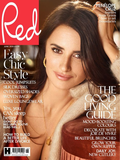 Title details for Red UK by Hearst Magazines UK - Available