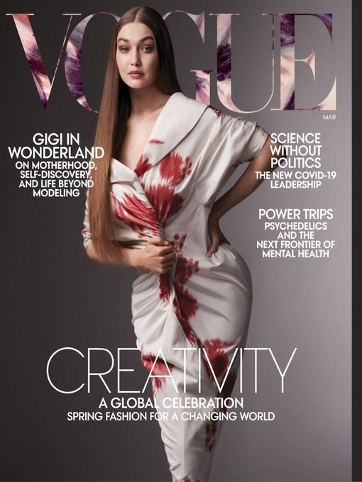 Title details for Vogue by Conde Nast US - Available
