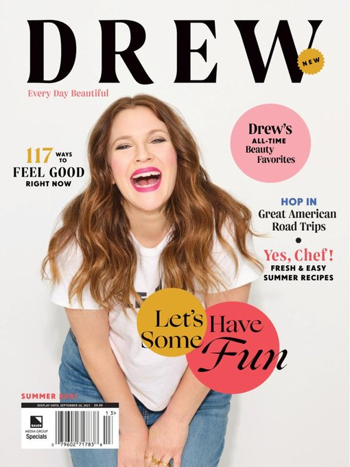 Title details for Drew Barrymore by Heinrich Bauer Publishing, L. P. - Available