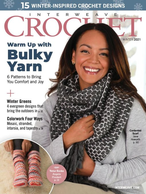 Title details for Interweave Crochet by Peak Media Properties, LLC - Available