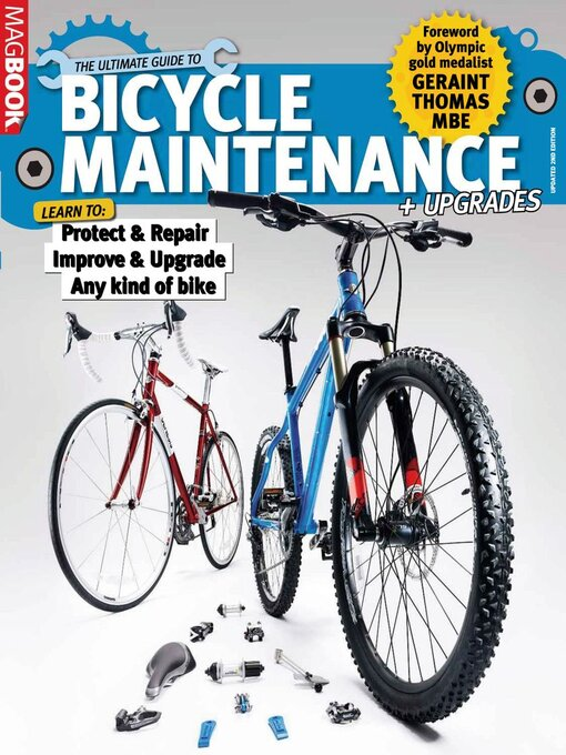 Title details for Ultimate Guide to Bicycle maintenance & upgrades by Dennis Publishing UK - Available